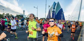 Medio Maratón Valencia ya alcanza los 3.200 inscritos para un límite de 17.500 dorsales en 2019