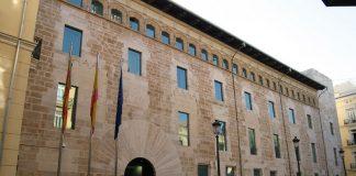 Vox no ha participado en la decisión de subir el sueldo de las Cortes Valencianas