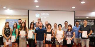 Alzira da 12 nuevas ayudas «Emprende», de ayuda a nuevos autónomos