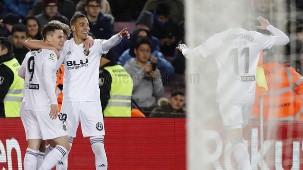El Valencia CF sigue creciendo y no se pone límites