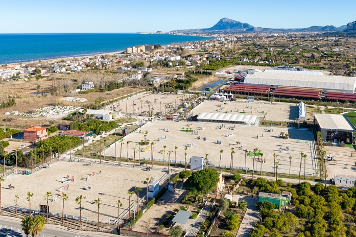 Comienza la tercera etapa del Mediterranean Equestrian Tour