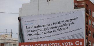 """Toni Cantó """"¿Oltra y Puig van a devolver los 2 millones de euros que han timado en la Diputación de Valencia?"""""""
