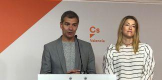 """Cantó: """"Cs se ha consolidado como la verdadera alternativa al tripartito valenciano"""""""