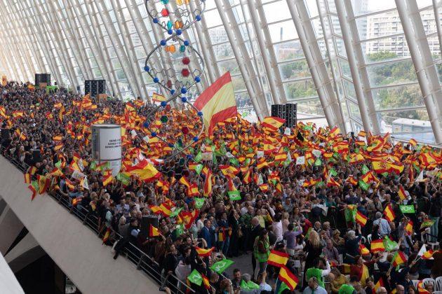 ¿Hay tres y medio de millones de FASCISTAS en España?