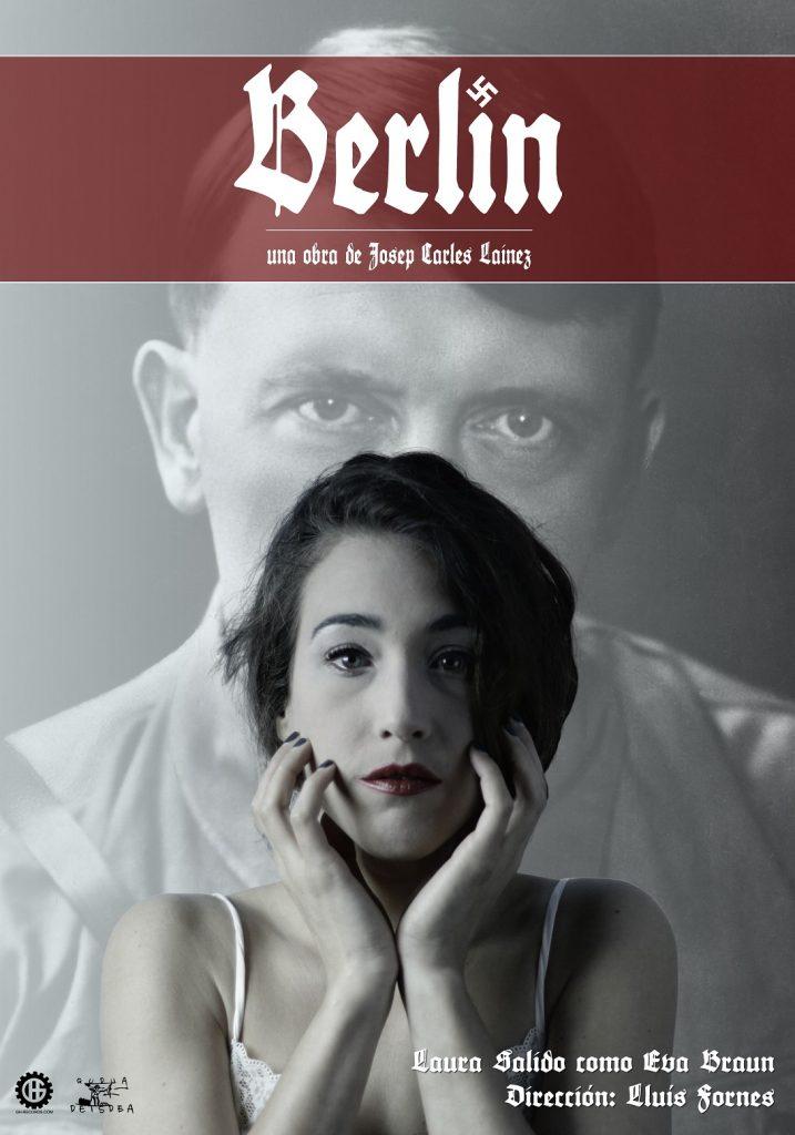 "Josep Carles Laínez estrena la obra teatral ""Berlín, Eva Braun en el Bunker de la muerte"""