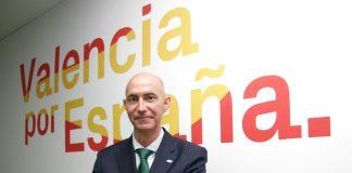 Vox Valencia sigue sin despachos en el Ayuntamiento de Valencia cuarenta días después de las elecciones