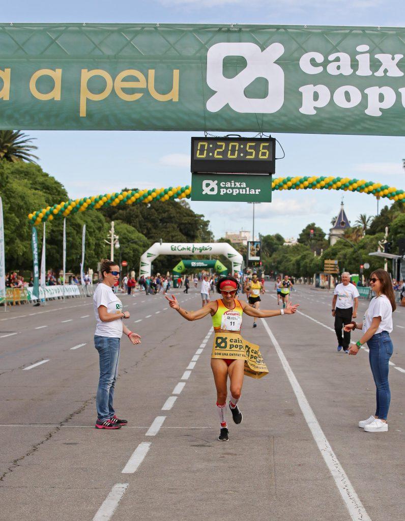 Volta a Peu Marta Esteban campeona femenina