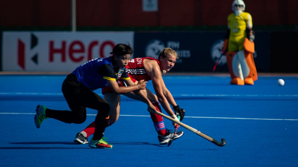 Hockey Series Finals Tailandia Gales