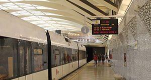 Metrovalencia reestablecerá el lunes 2 de septiembre los horarios habituales de metro y tranvía