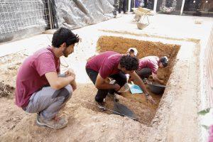 La Diputacio ayuda a exhumar los restos de dos víctimas de la retaguardia republicana