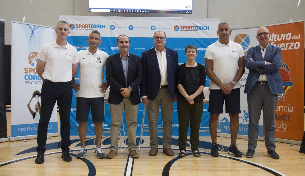 Arranca el Procoach Basketball en L'Alqueria del Basket
