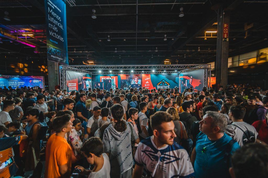 DREAMHACK VALENCIA SE CONSOLIDA COMO EL MAYOR FESTIVAL DE ESPORTS EN ESPAÑA