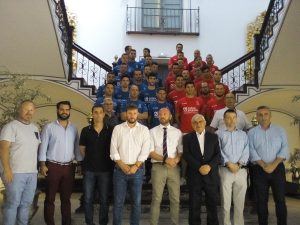 Diputacio de Valencia con la Pilota Valenciana