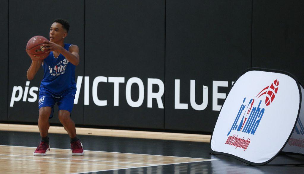 El Jr. NBA Global Championship vuelve a aterrizar en L'Alqueria con su Europe and Middle East Training Camp