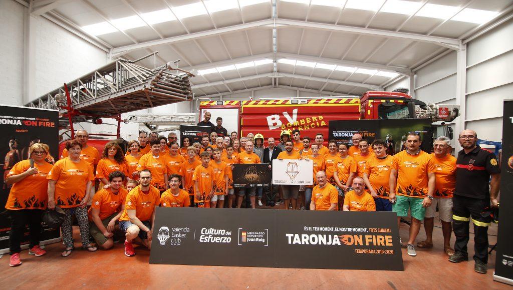 Valencia Basket presenta su Abono Global donde todos sumamos