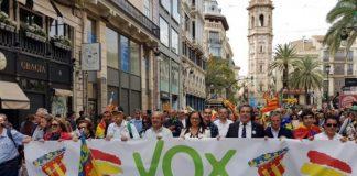 Vox Valencia la división interna es un secreto a voces