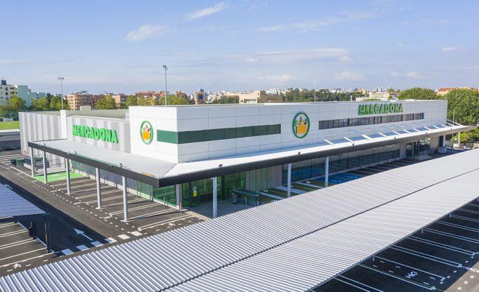 Nueva tienda Mercadona en Vila Nova de Gaia