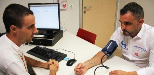 Daniel Albero, primer diabético en participar en el Dakar