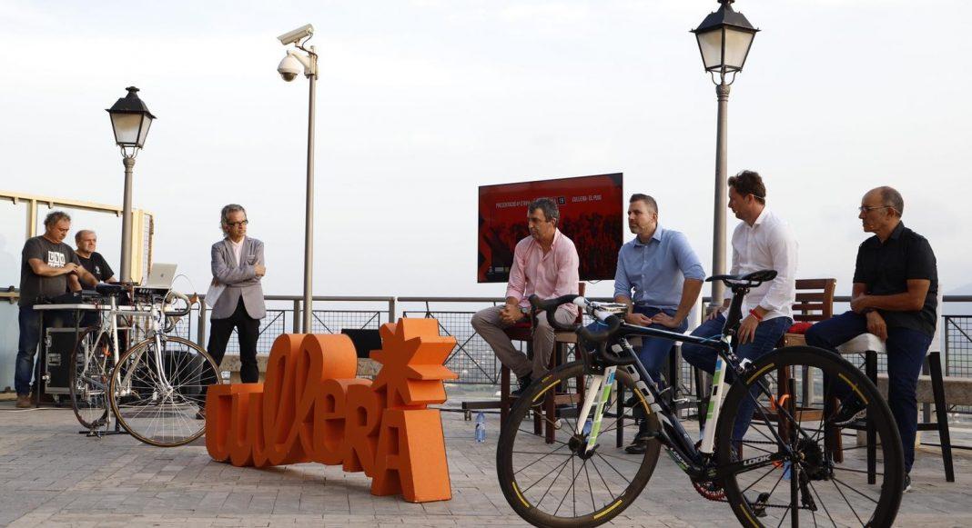 La Vuelta regresa a Cullera 40 años después