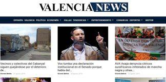 Valencia News amplia la información diaria