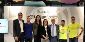 Maratón Valencia estrena nuevo canal de contenidos audiovisuales en LaLigaSportsTV