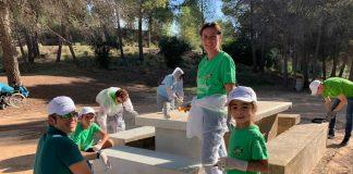 Iberdrola celebra en Cofrentes el Día Internacional del Voluntariado