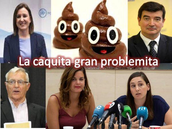 Las caquitas de las playas salpican a los políticos del Ayuntamiento de Valencia