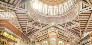 Bronca en el Mercado Central de Valencia por el coronavirus y los protocolos