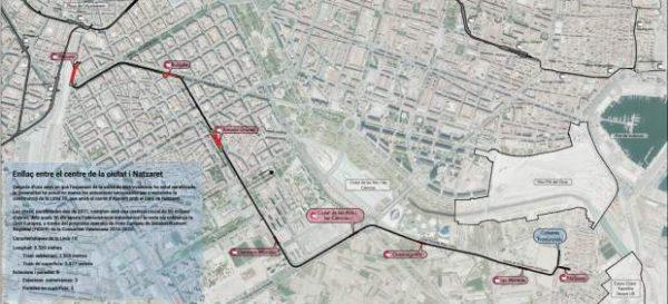Sorpresas y novedades en la Línea 10 de MetroValencia