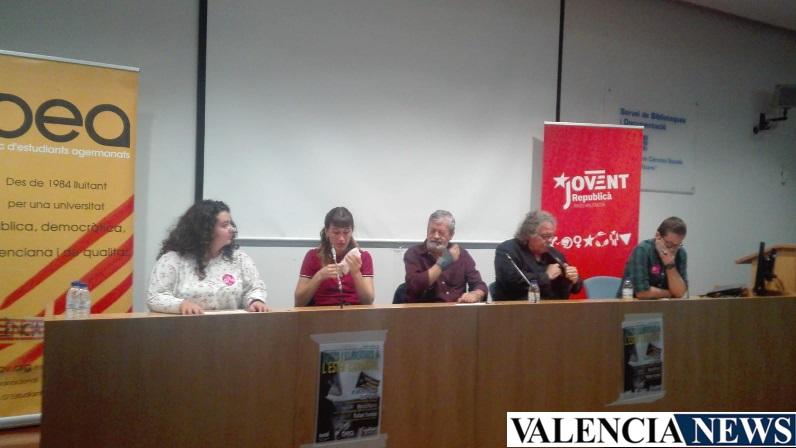 """Tardá: """"Sé perfectamente que Chimo Puig entiende la posición de ERC en el Pais Valencià, otra cosa es que la pueda expresar públicamente"""