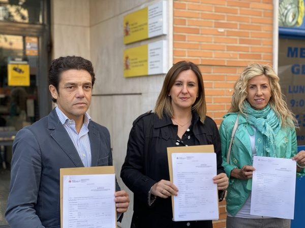 Catalá pide la dimisión de Grezzi y la destitución inmediata del gerente de la EMT