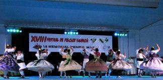 """XVIII Festival de Folclor Valencià """"El Piló"""", XII Memorial """"Enric Martí"""""""