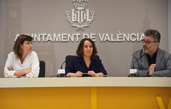 Glória Tello presenta la 34 edición de la Mostra de cine de Valencia