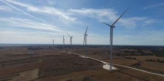 Economía autoriza al parque eólico de Cofrentes a vender la energía renovable al mercado eléctrico