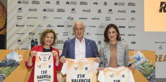 El Medio Maratón Valencia arranca una edición en la que 17500 corredores cumplirán su sueño