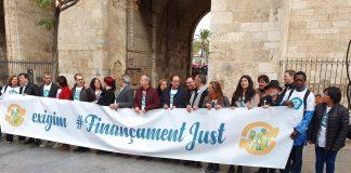 La Generalitat Valenciana retoma las reivindicaciones de financiación para cuadrar sus cuentas para 2020