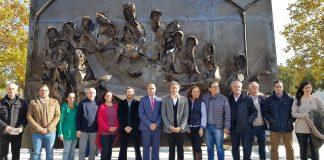 Nueva escultura en Massamagrell de la Ruta del Grial