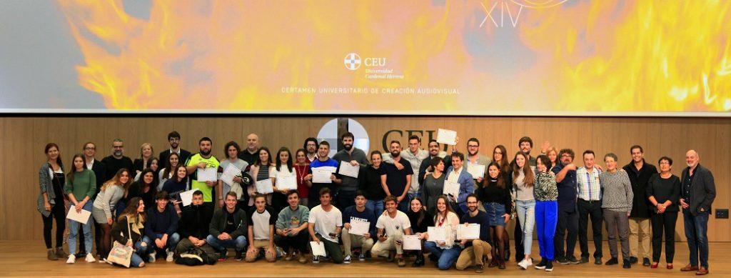 Jóvenes creadores audiovisuales de España y Alemania se reparten los premios Proyecta 2019