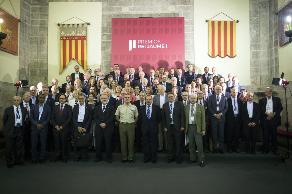 Reunión de Jurados de los Premios Jaume I