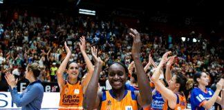 Semana de partidos internacionales para Valencia Basket