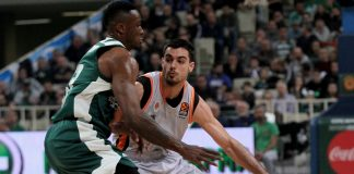 Tercera visita al OAKA para jugar ante Panathinaikos OPAP