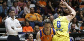 Valencia Basket certifica su clasificación europea (93-49)