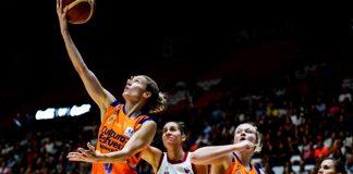 Valencia Basket quiere reforzar su liderato en Eurocup Women