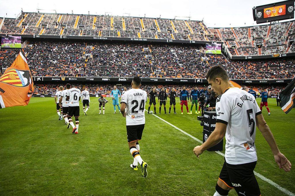 Valencia Granada 2-0