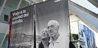 Exposición 'Viaje a la Ciudad del Infinito' de la Fundación Vicente Ferrer