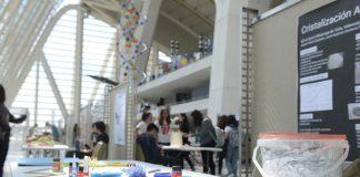 La Ciutat de les Arts i les Ciencies convoca los concursos científicos 'Reacciona!' y 'Cristalización en la Escuela'