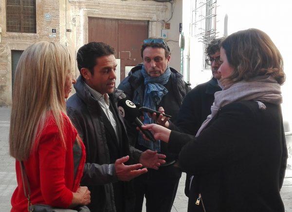 """Carlos Mundina: """"El informe de los abogados contratados por la dirección de la EMT tiene como objetivo salvar a Grezzi """""""