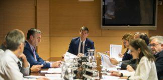 Diputacio regulariza el abastecimiento de agua para impulsar el desarrollo industrial en municipios de La Ribera
