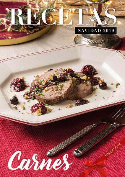 Recetas navidad 2019 Mercadona - ValenciaNews