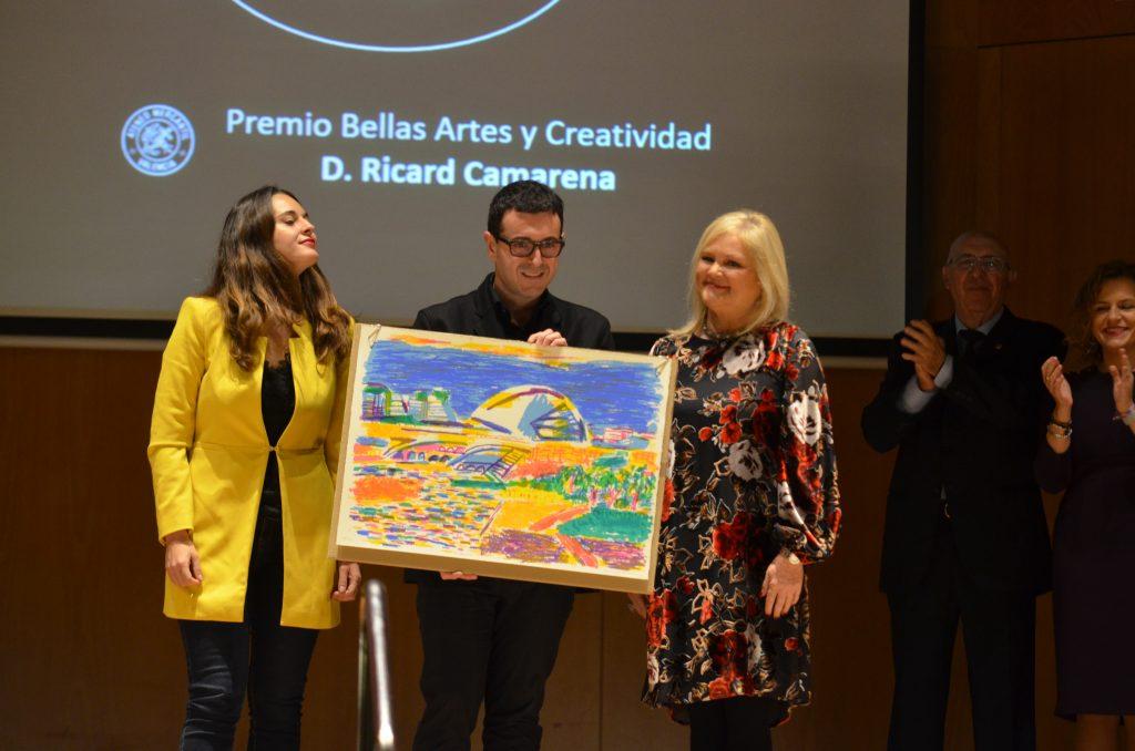 Ricard Camarena, premio creatividad e innovación